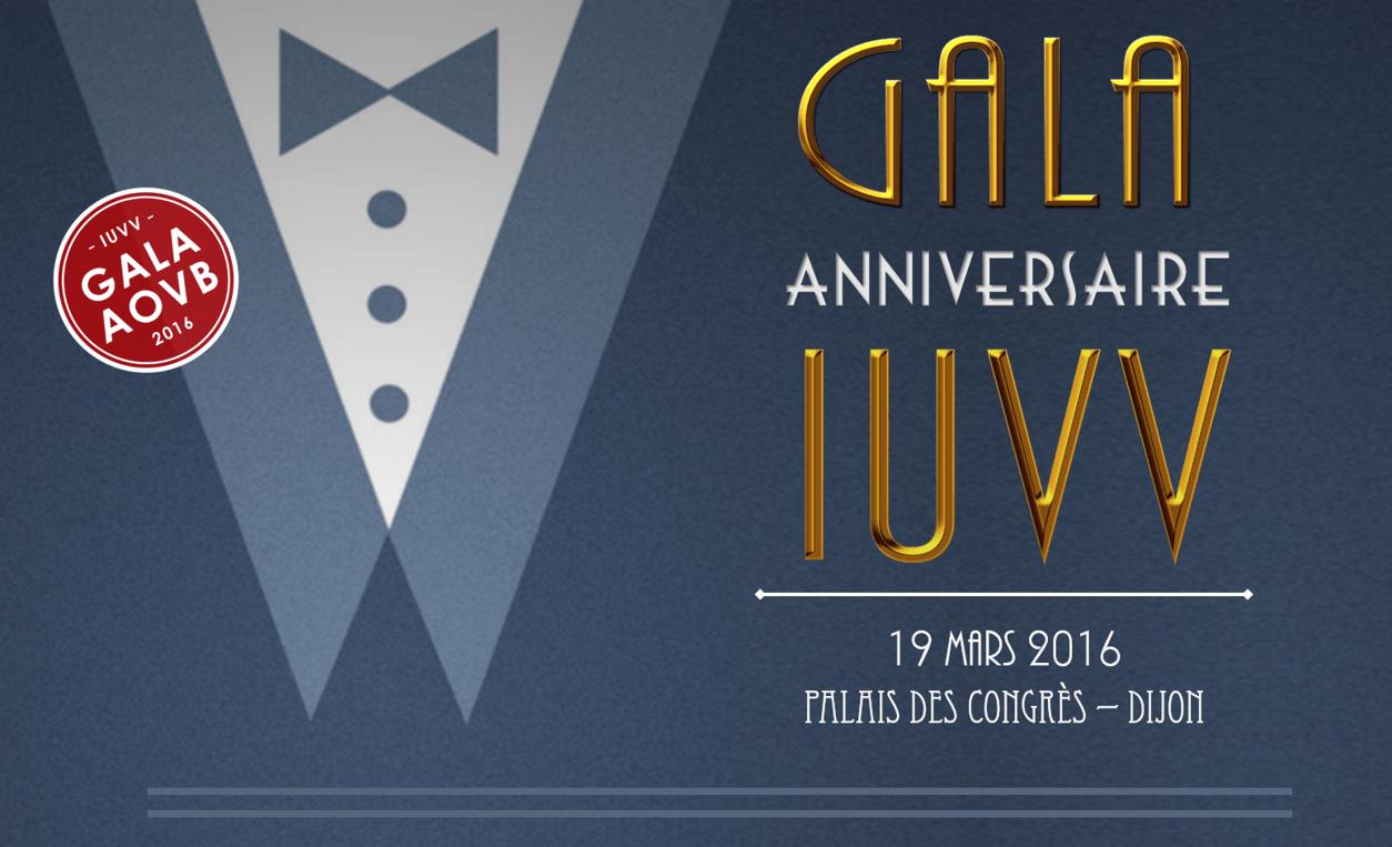 Gala Anniversaire IUVV