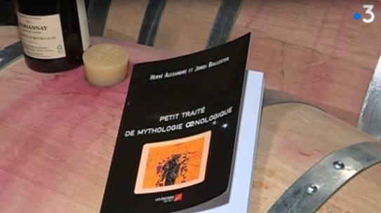 L'IUVV sur France 3 Bourgogne
